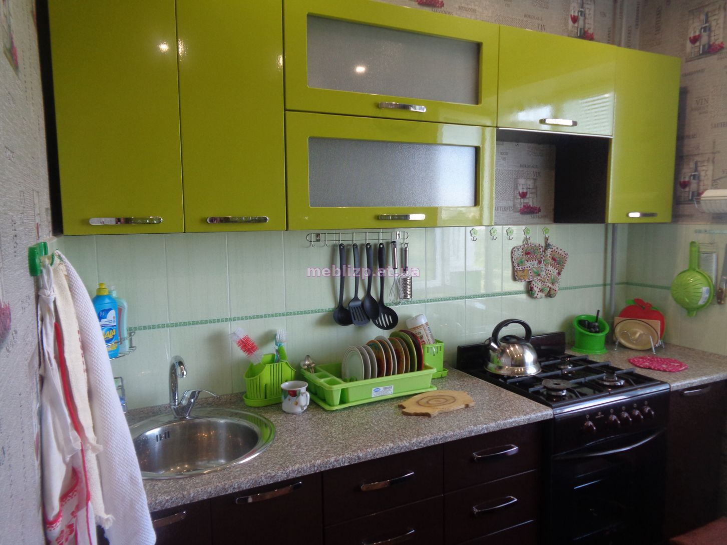 Кухня гамма фото